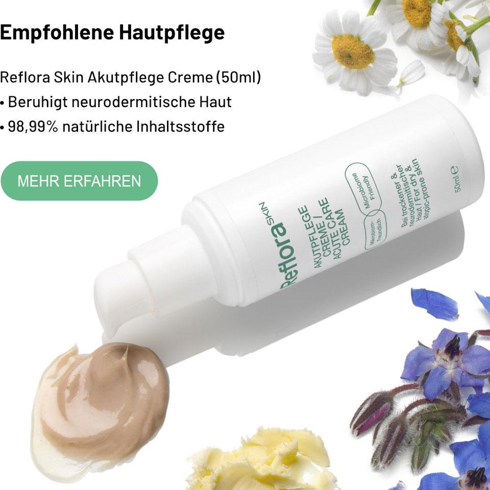 Neurodermitis Creme Reflora Skin Akutpflege